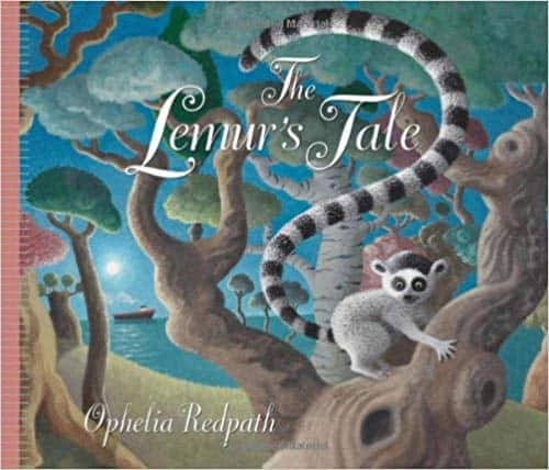 Primate Books The Lemur's Tale by Ophelia Redpath